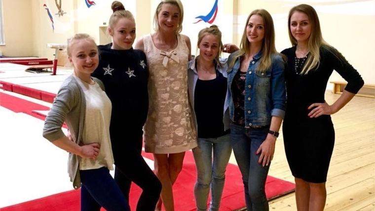 Федорова Полина стала двукратным серебряным призером Всероссийских соревнований на призы А.Н. Дитятина