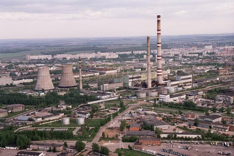 Чебоксарская ТЭЦ-2.