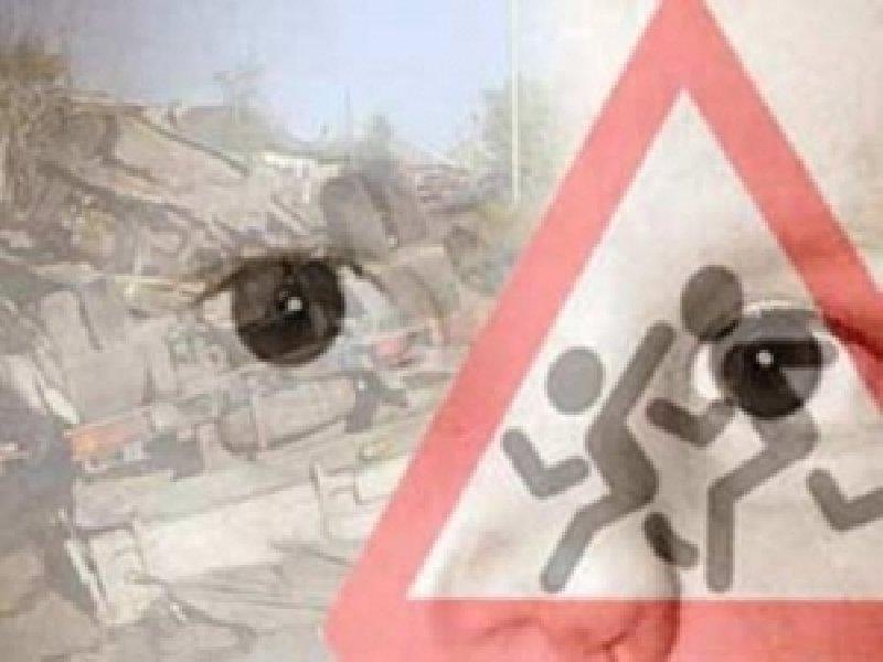 В Черкесске несовершеннолетний ребенок попал под колеса