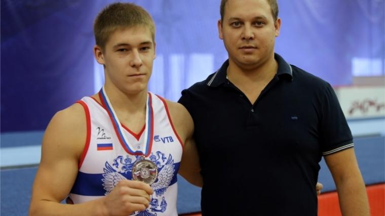 Два чебоксарских спортсмена выступят на чемпионате России по спортивной гимнастике
