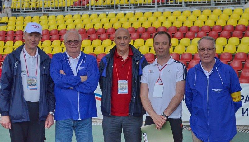 Международные судьи дали высокую оценку организации чемпионата России по сп