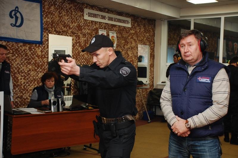 Чувашские полицейские стали победителями соревнований по специальному двоеборью