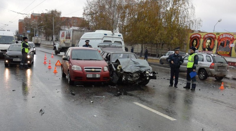 В Чебоксарах водитель без прав