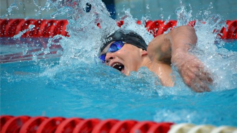 Чебоксарские пловцы стали призерами на 3 этапе Кубка России
