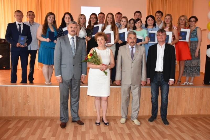 В Чебоксарском филиале РАНХиГС вручили дипломы выпускникам  В Чебоксарском филиале РАНХиГС вручили дипломы выпускникам 2016 года