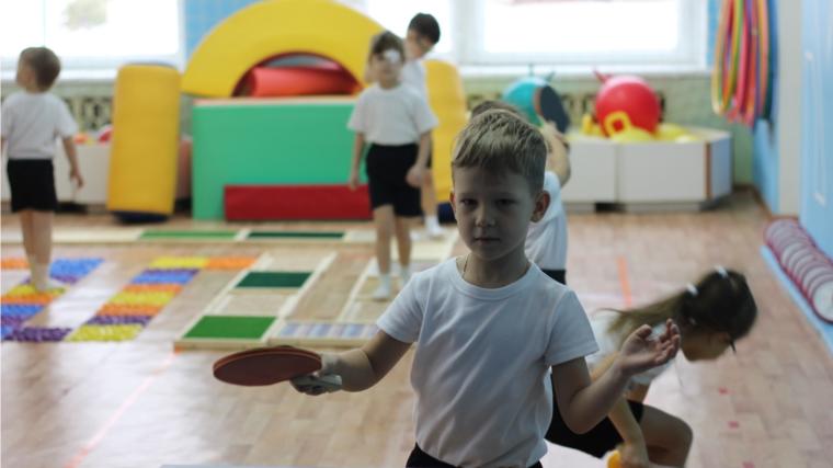 В детском саду № 137 созданы условия детей с нарушениями зрения