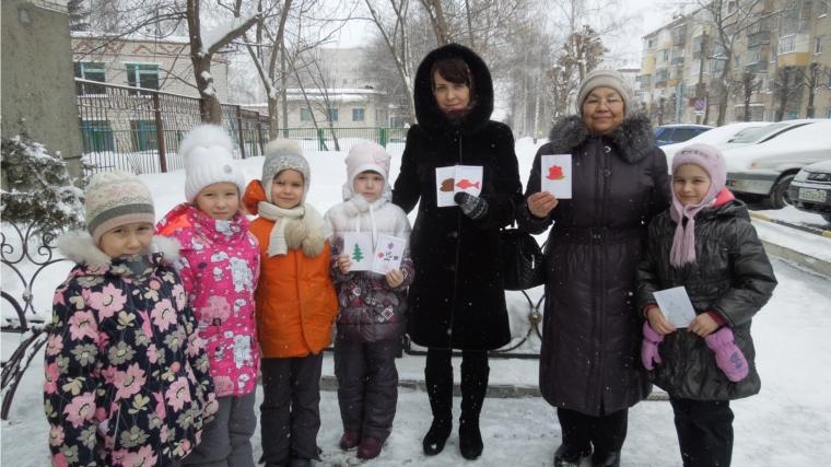 Районная детская библиотека участвовала вакции «Дари книги слюбовью»