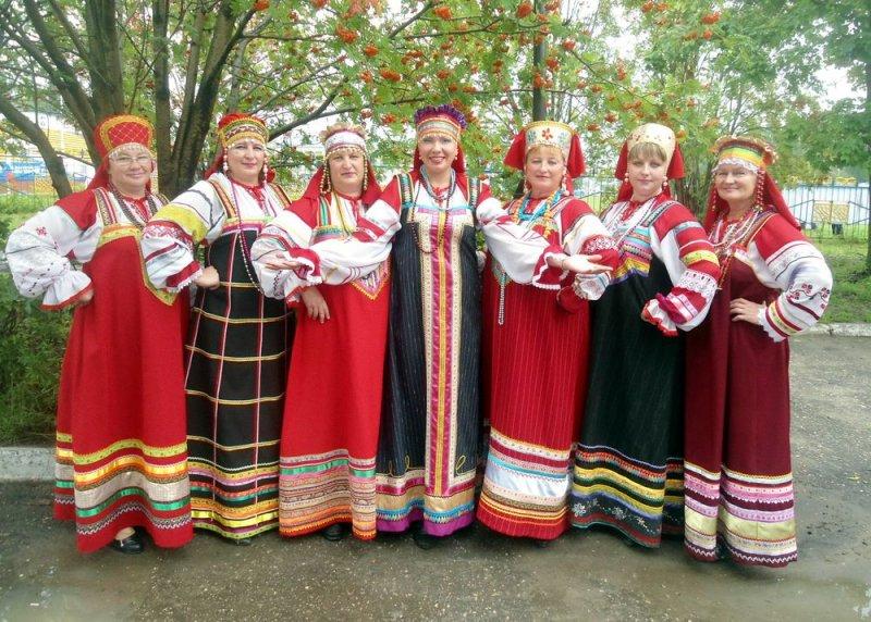 фотографии русско-народной девушки