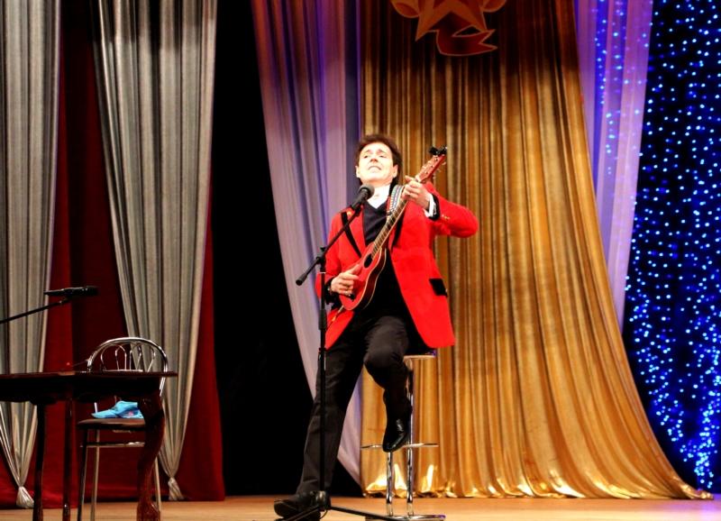 Концерт Геннадия Ветрова Скачать