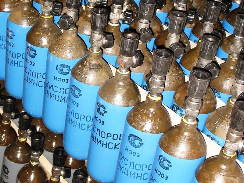 ВЧебоксарскую РДКБ поставляли опасный для пациентов медицинский кислород