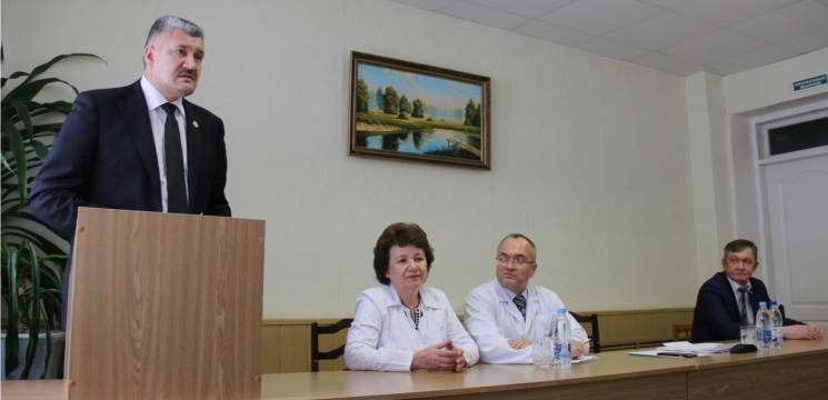 Реанимационное отделение 15 больницы