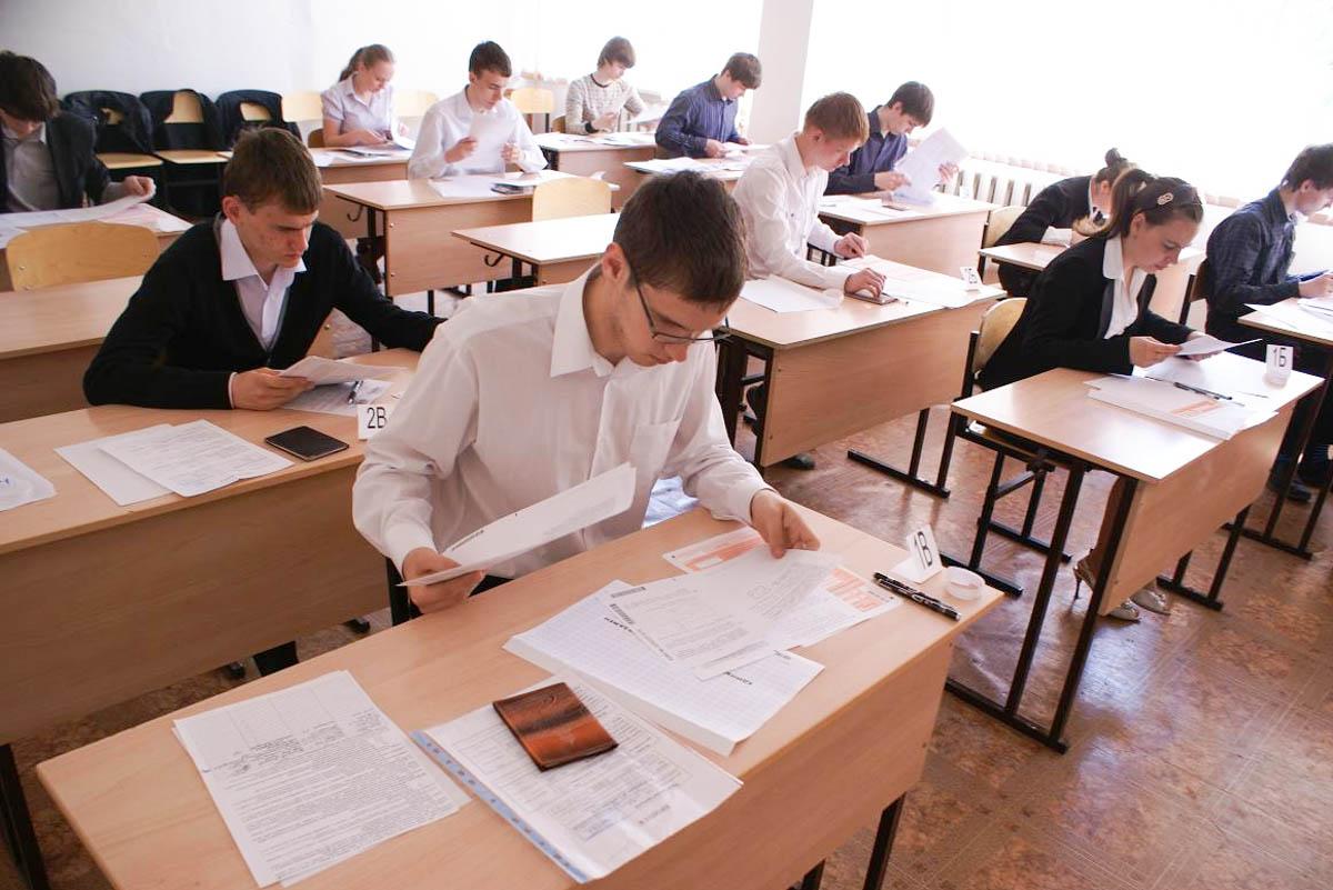 ВВолгоградской области ЕГЭ преждевременно написал 421 человек
