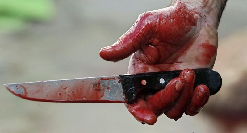 ВЯдрине местный гражданин подозревается в беспощадном убийстве своего соседа
