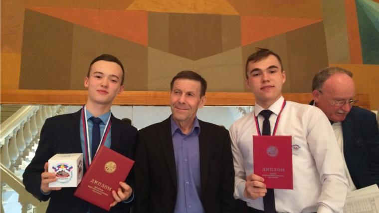 Югорские школьники— вчисле призеров заключительного этапа Всероссийской олимпиады