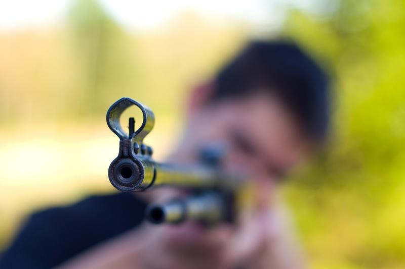 Школьница вЧР выстрелила изпневматики вспину 11-летнему парню