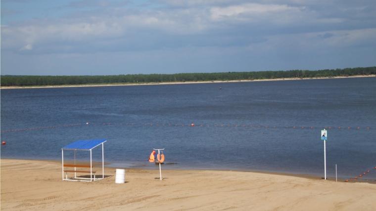 ВЧебоксарах в 1-ый день лета откроется 4 берега