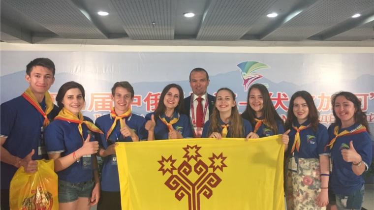 Девять пензенцев посетили Российско-китайский молодежный форум вКНР