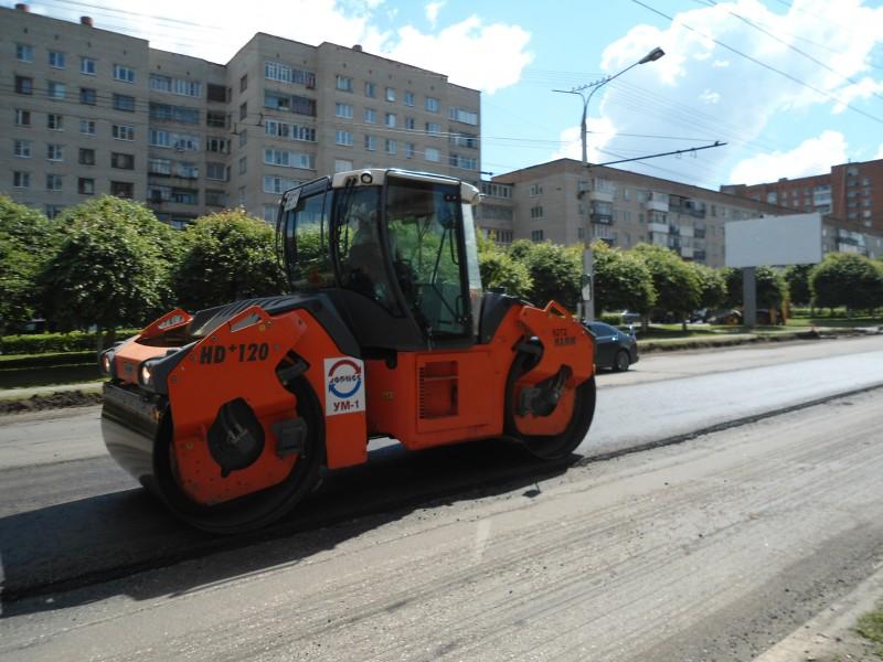 """В Чебоксарах готово 10 объектов проекта """"Безопасные и качественные дороги"""""""