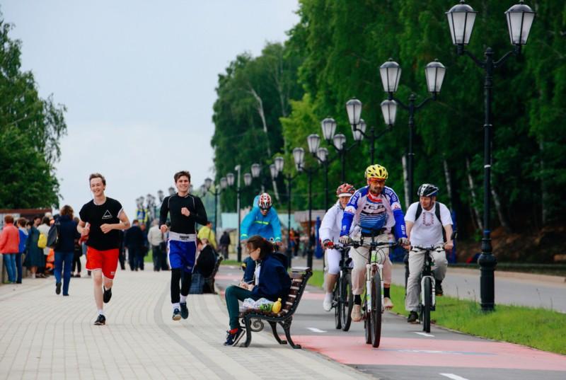 Московская набережная приглашает на воскресные мероприятия