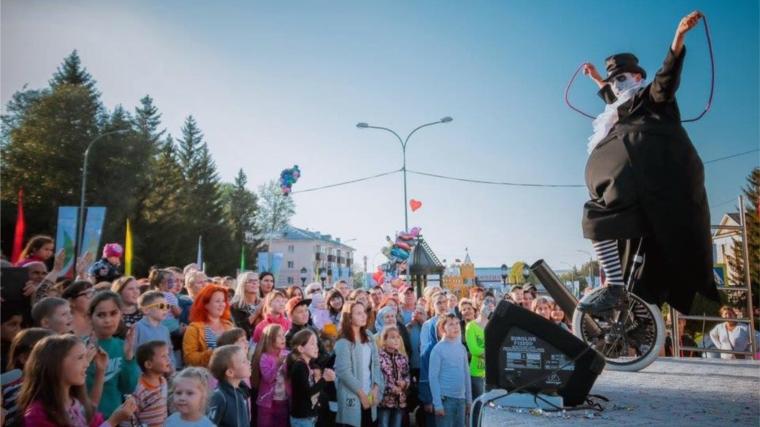 """Более 70 площадок откроются на """"Творческом бульваре"""" в День города Чебоксары"""