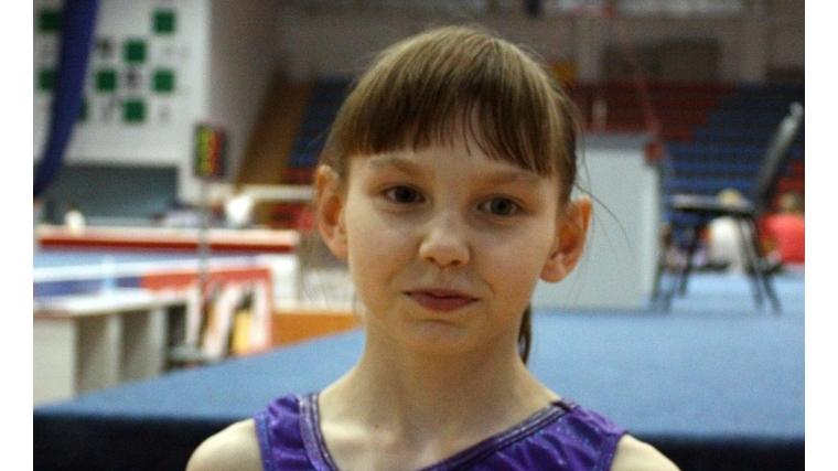 Елена Герасимова претендует на звание лучший спортсмен Спартакиады учащихся России