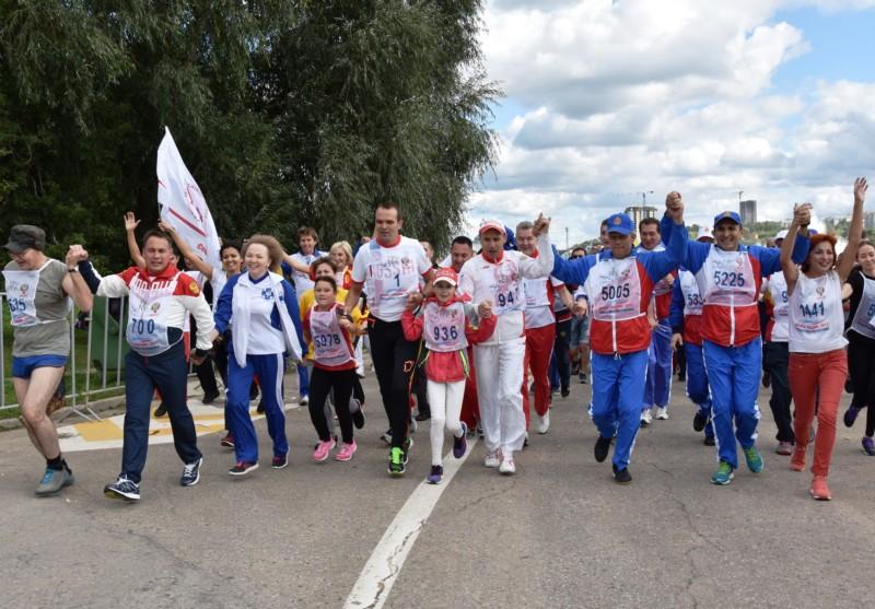 Всероссийский день бега «Кросс нации» пройдет всубботу