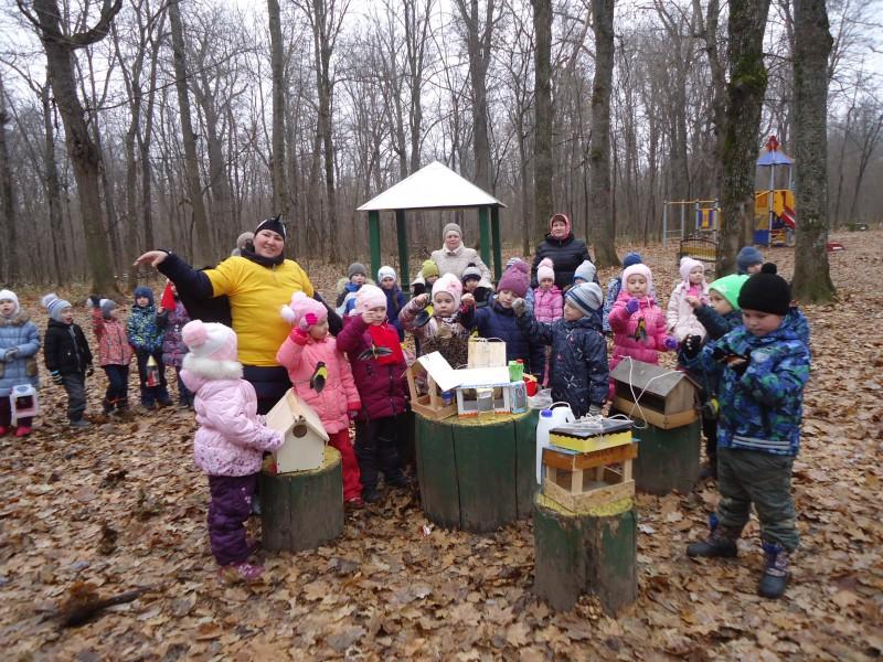 «Синичкин день» отпразднуют вНижнем Новгороде 12ноября