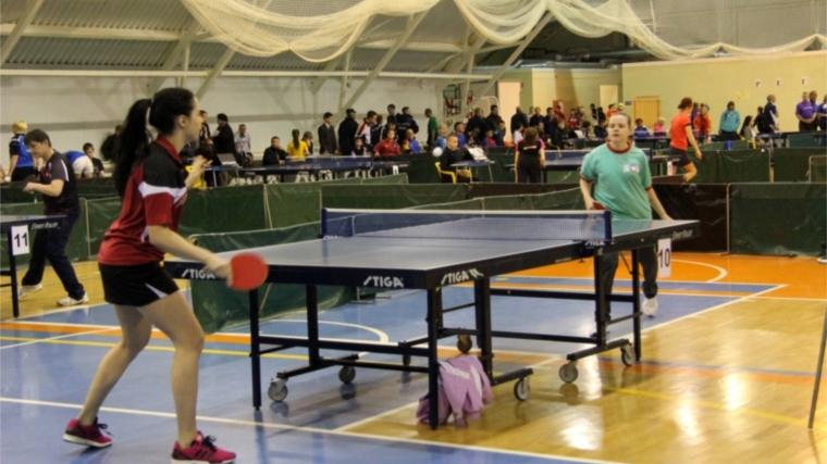 Нижегородка Елизавета Зайцева завоевала золото напервенстве Российской Федерации понастольному теннису