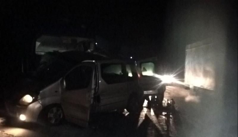 ВЧувашии вкрупном ДТП с фургоном иавтобусом погибли 5 человек
