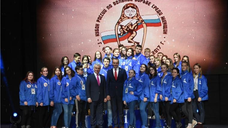 Брянская спортсменка завоевала «бронзу» наКубке РФ повольной борьбе