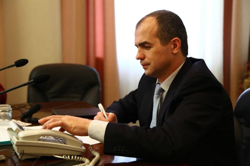 В четверг, 7 декабря Алексей Ладыков ответит на вопросы горожан