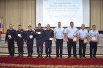 Сотрудникам МВД вручены медали МВД России