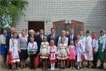 Председатель Кабинета Министров Чувашии посетил Малокамаевский сельский клуб после ремонта