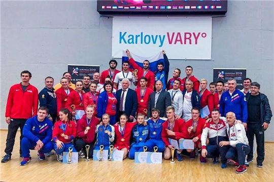 Вера Лоткова из Чувашии одержала победу на Кубке Европы по самбо