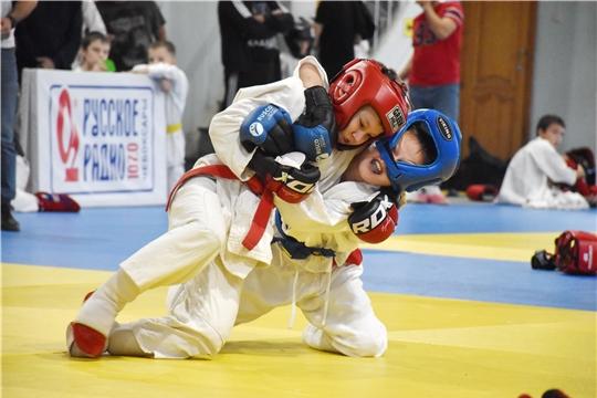 В Чебоксарах прошел Межрегиональный турнир по рукопашному бою среди православных спортивных клубов