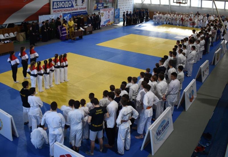 Состоялся юношеский турнир по рукопашному бою среди команд ПФО