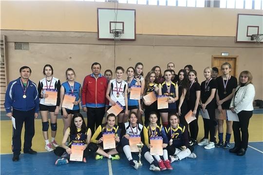 Состоялся Кубок ректора ЧКИ РУК по волейболу среди команд чебоксарских школ