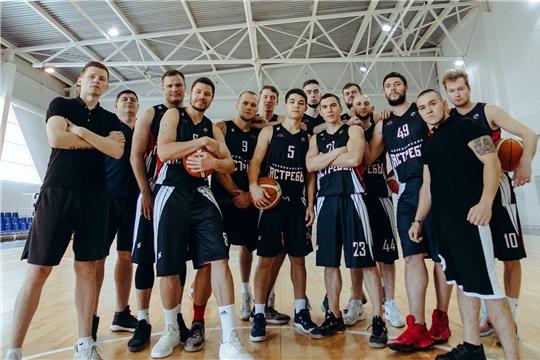 'Чебоксарские ястребы' стали чемпионами России среди мужских команд Суперлиги -2!