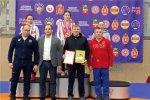 Четыре медали завоевали спортсмены Чувашии на юниорском первенстве России по вольной борьбе в Наро-Фоминске