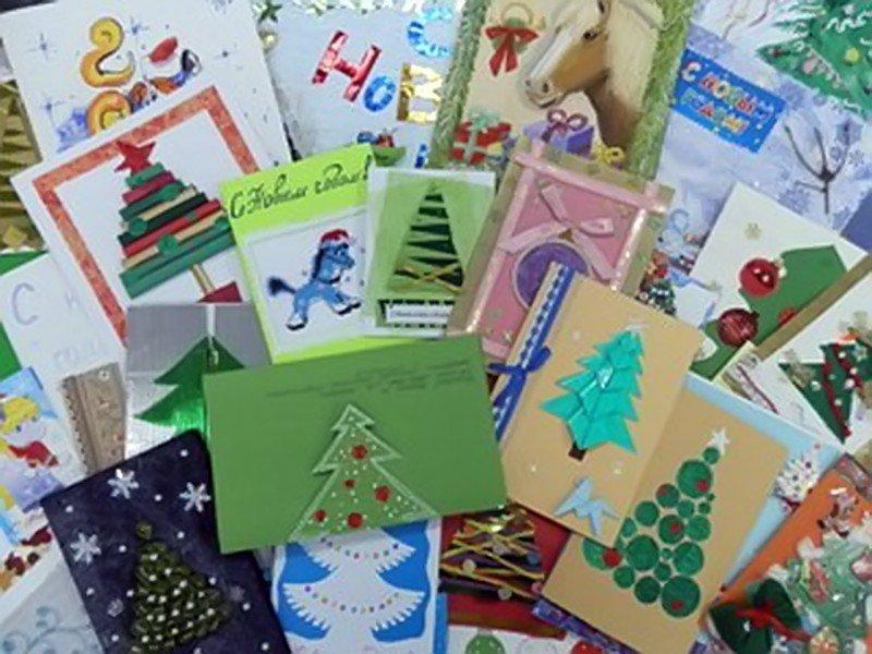 Конкурс новогодних открыток добрые открытки